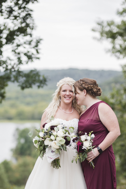 Lake Hope Lodge Wedding