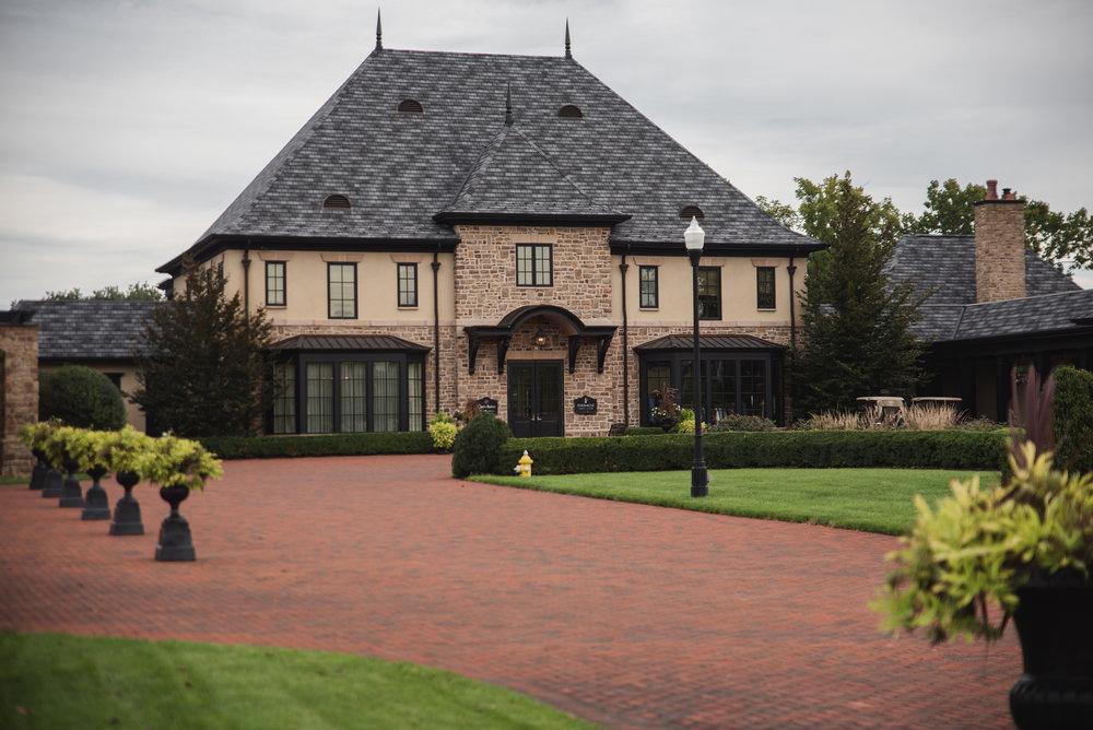 Pinnacle Golf Club Grove City Ohio Wedding