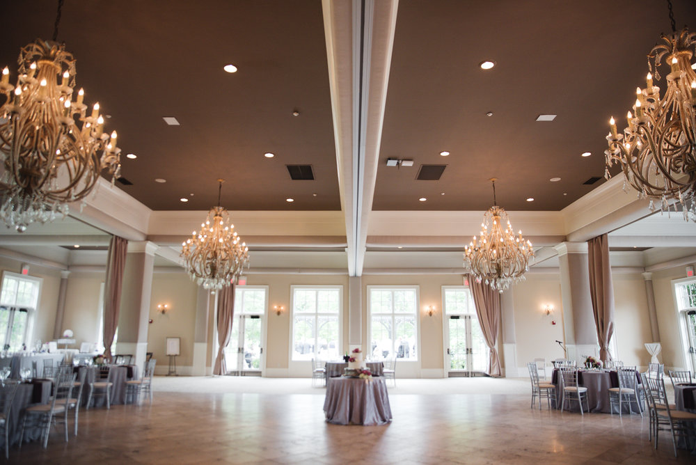 Pinnacle Golf Club Grove City Ohio wedding photographer