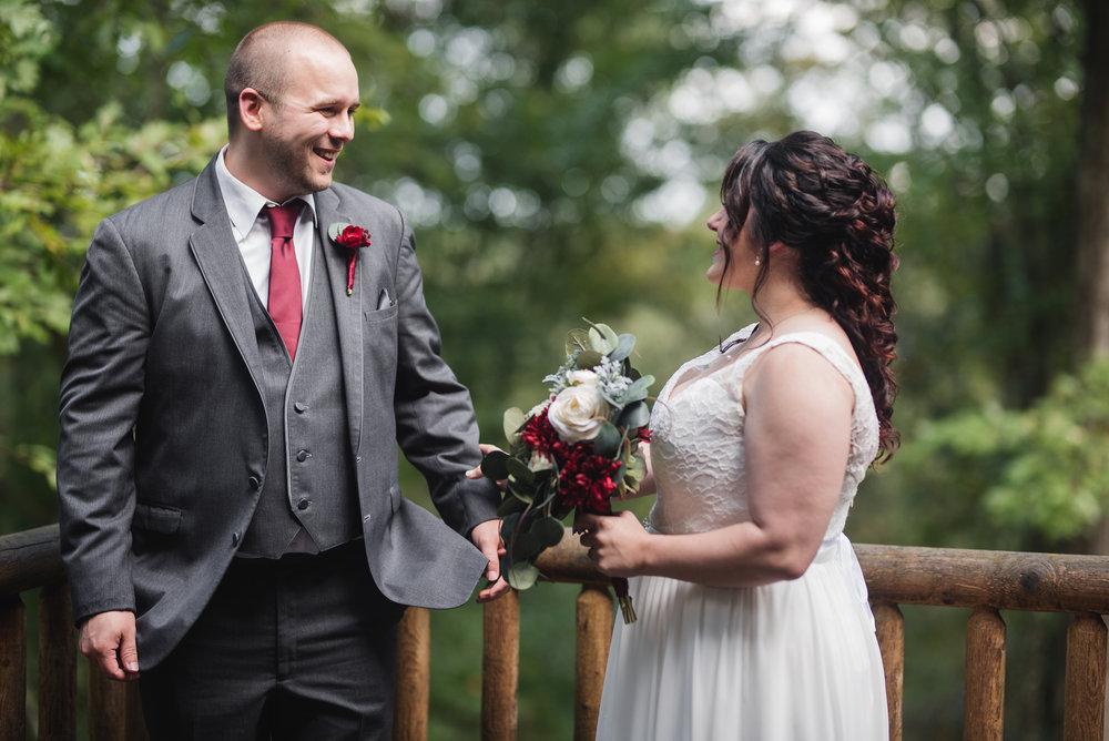 new albany estate club wedding photographer