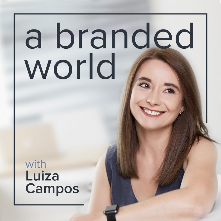 A BRanded WoRLD - Luiza Campos offers step-by-step guides and easy-to-implement advice on how to build meaningful brands that captivate audiences.