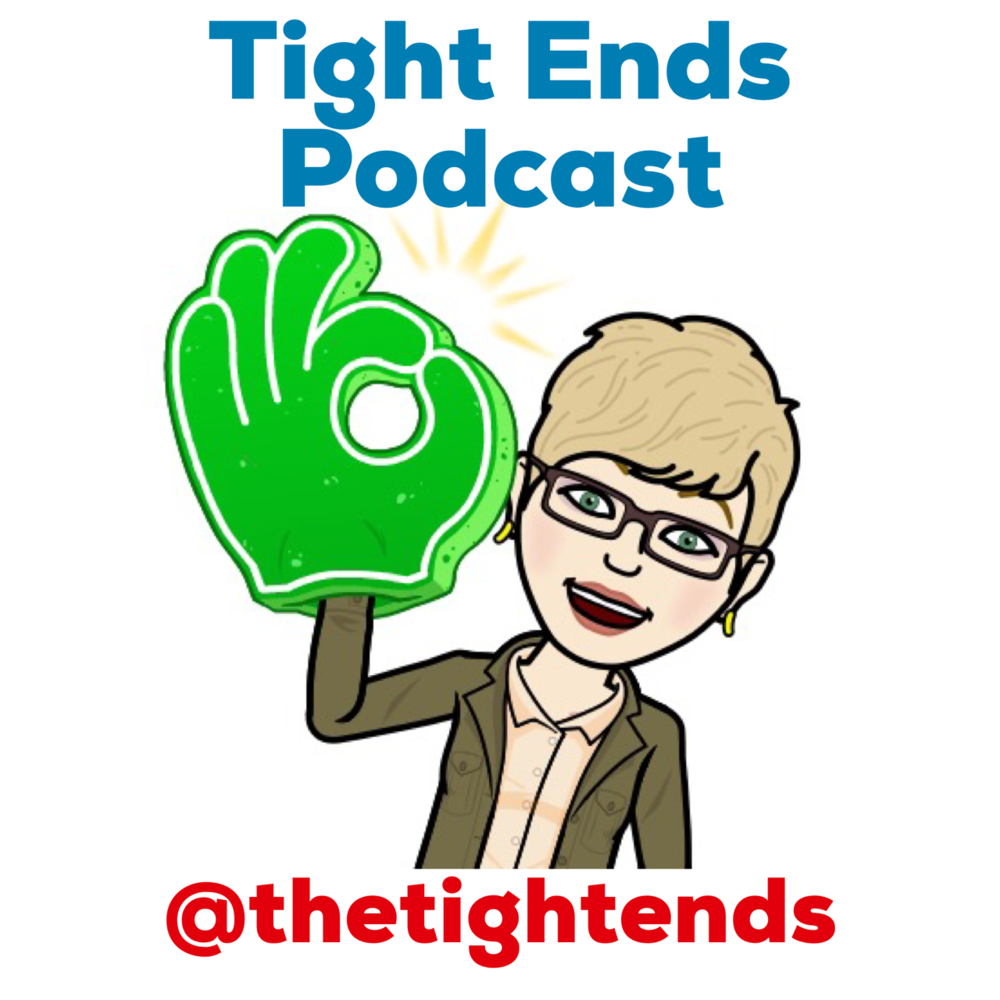 Tight ends podcast - A sports podcast for the rest of us! Vanda claims she doesn't know much about football, but she knows a tight end when she sees one.