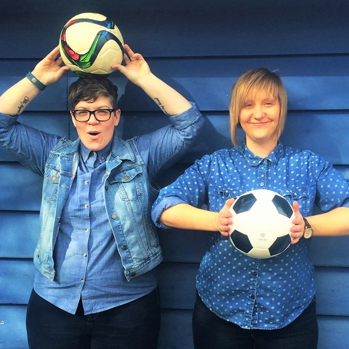 for kicks - Jessica and Katie follow the Canadian women's national soccer team, the under-20 and under-17 teams, plus other women's soccer news.