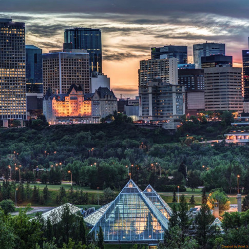 City of champions - Shane Fennessey interviews interesting people doing exceptional things in Edmonton. Tune in for art, business, sports and more.