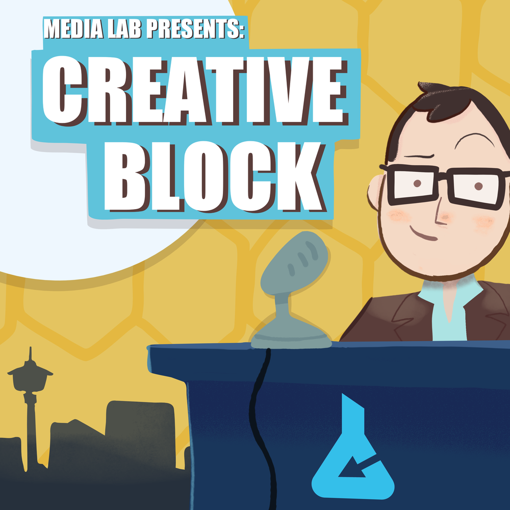 Creative Block - Are you an artist? Or maybe you'd define yourself as a creative entrepreneur? Kyle Marshall wants to talk with you! Creative Block is an interview show which focuses on where people came from, what they're doing now, and what they hope to accomplish in the future.