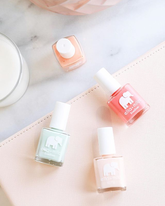 Four summer shades we're currently luvin' 💅🏼