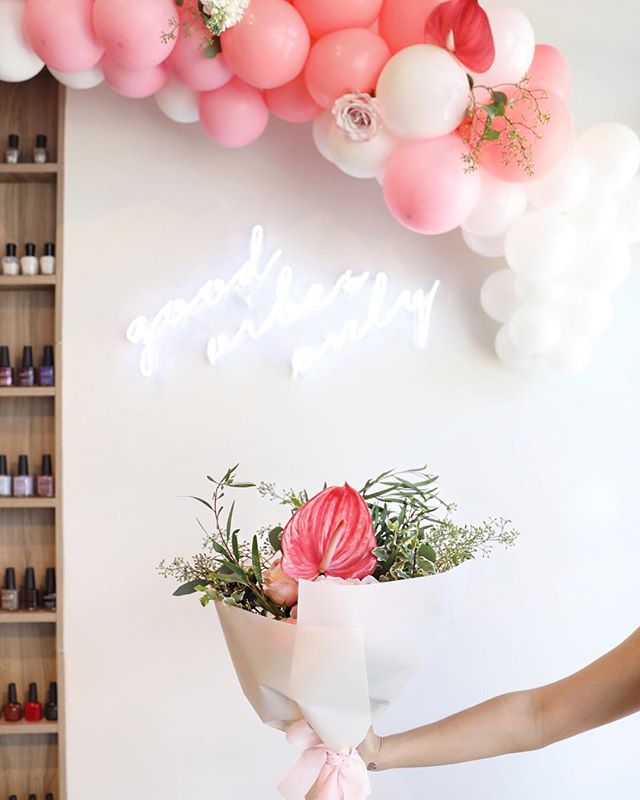 self luv events make us all sorts of happy 💕 did you know you could host your own self care event at the shop with your girls or even host your bach squad before you babes jet off on your bachelorette trip? 💍 we host the cutest events on the reg so let's make yours the next one, shall we? 👯
