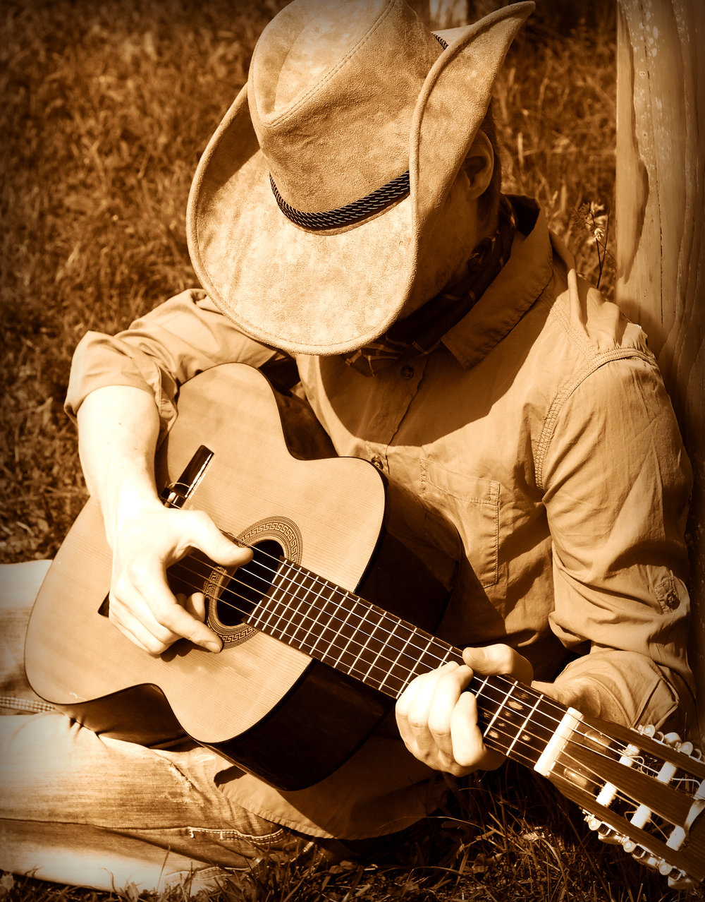Country Tradition - These are some country music greats, so just