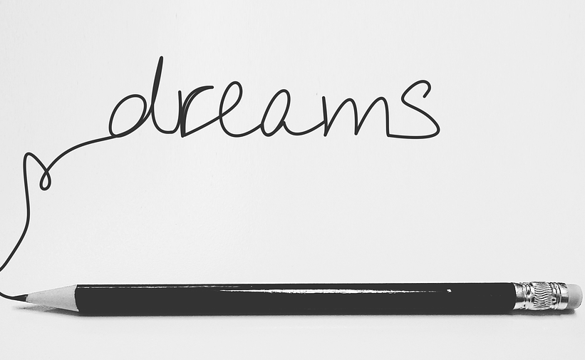 TAKE CONTROL OF YOUR DREAMS. DON'T LET ANYONE DICTATE TO YOU WHEN THEY WILL COME TRUE.