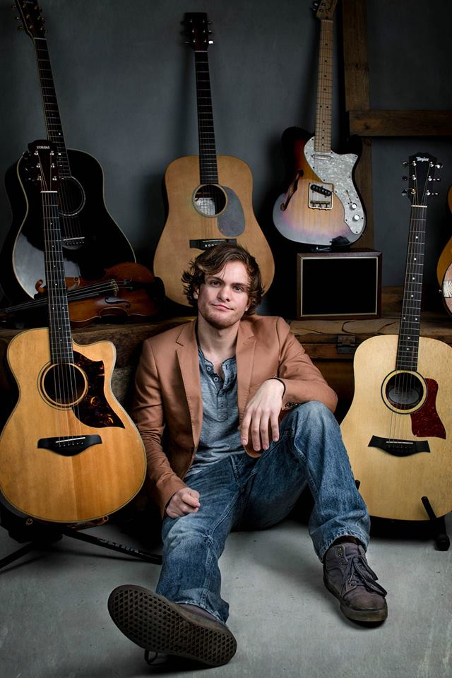 Rush Morgan - The word talent is understated when considering his music.