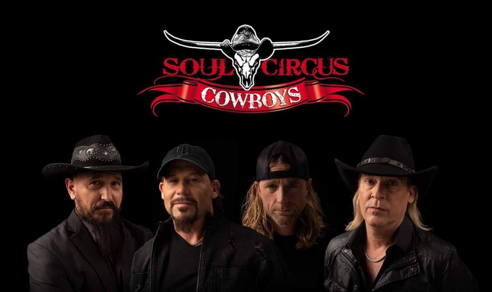 Soul Circus Cowboys - Country music with that true southern edge.
