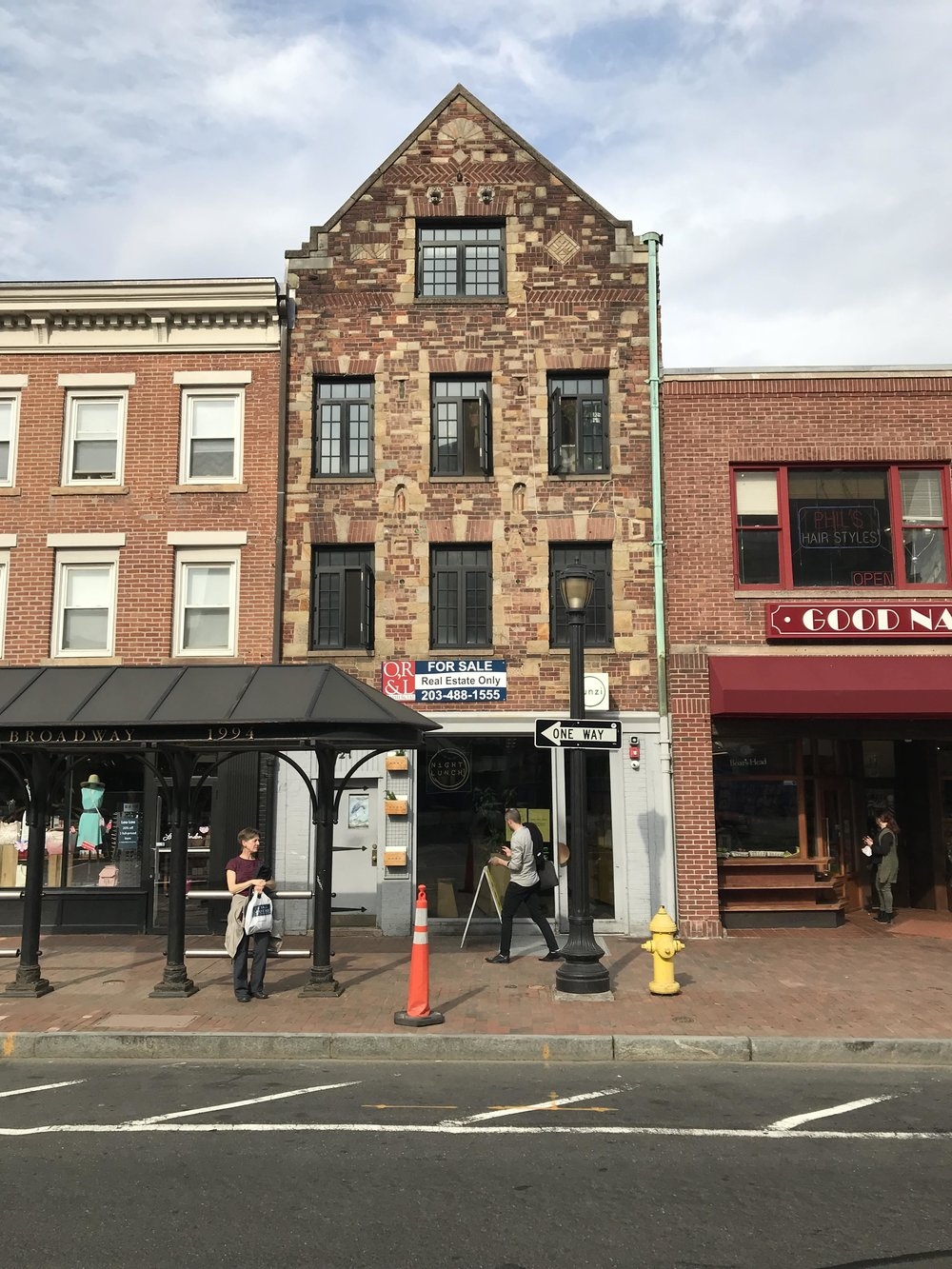 21 Broadway:WYBC's New Home -