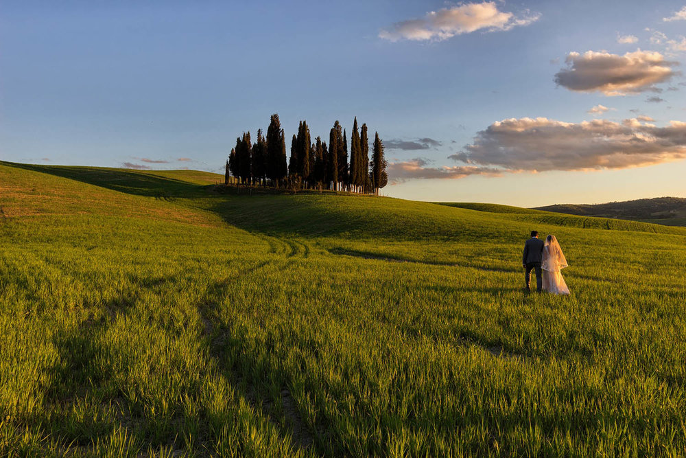 Tuscan Destination Wedding