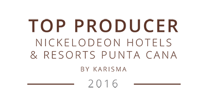Top Producer | Karisma Hotels & Resorts | 2016