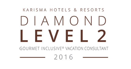 Karisma Hotels & Resorts | Diamond Level 2 | 2016