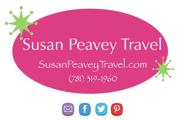 Susan Peavey Travel logo
