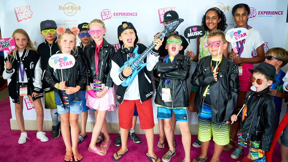 Kidz Bop Experience at Hard Rock Hotel & Casino Punta Cana