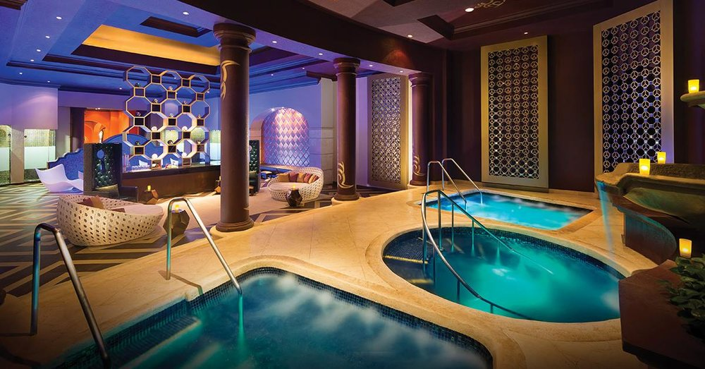 The Rock Spa at Hard Rock Hotel Riviera Maya