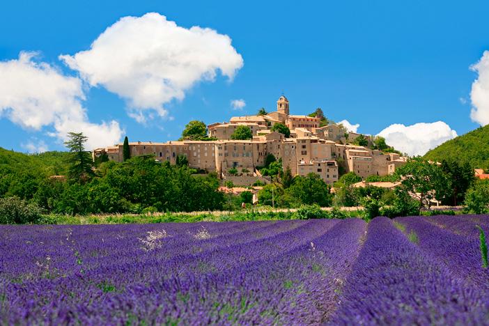 Rhone River - Provence