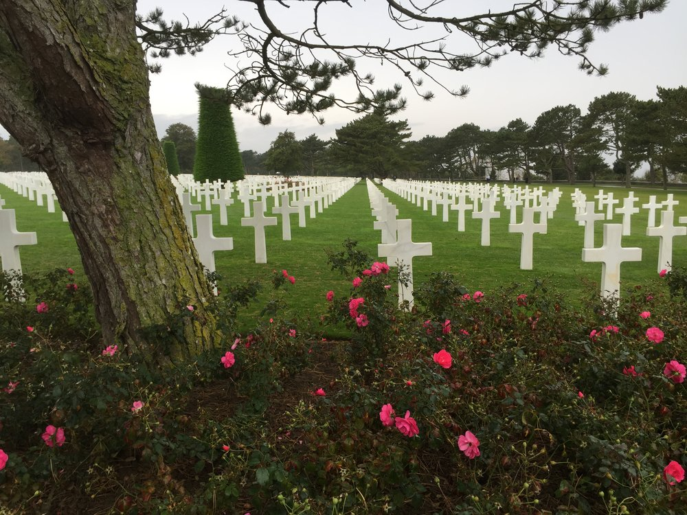 American Cemetary - Normandy