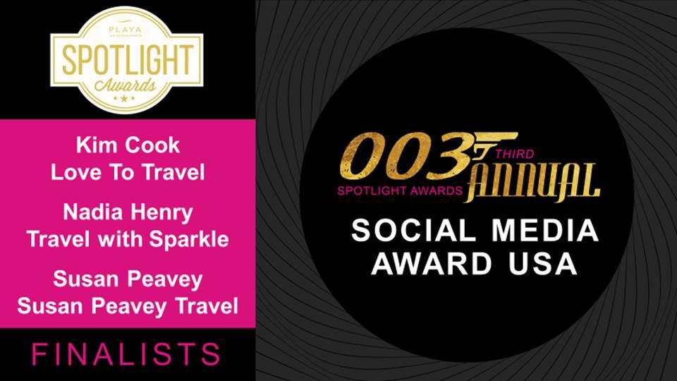 Playa spotlight award finalist