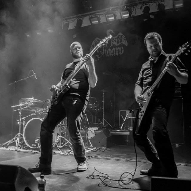 Some awesome photos available on our facebook page facebook.com/skaarv @eidarschnning @audreyhorneofficial @lillebjoenn @kiharnes #skaarv #sludge #stoner #squwætt #sandøyrock #stoneharbour #metal #brattvåg #audreyhorne