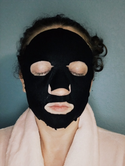 Skinesque mask + chill