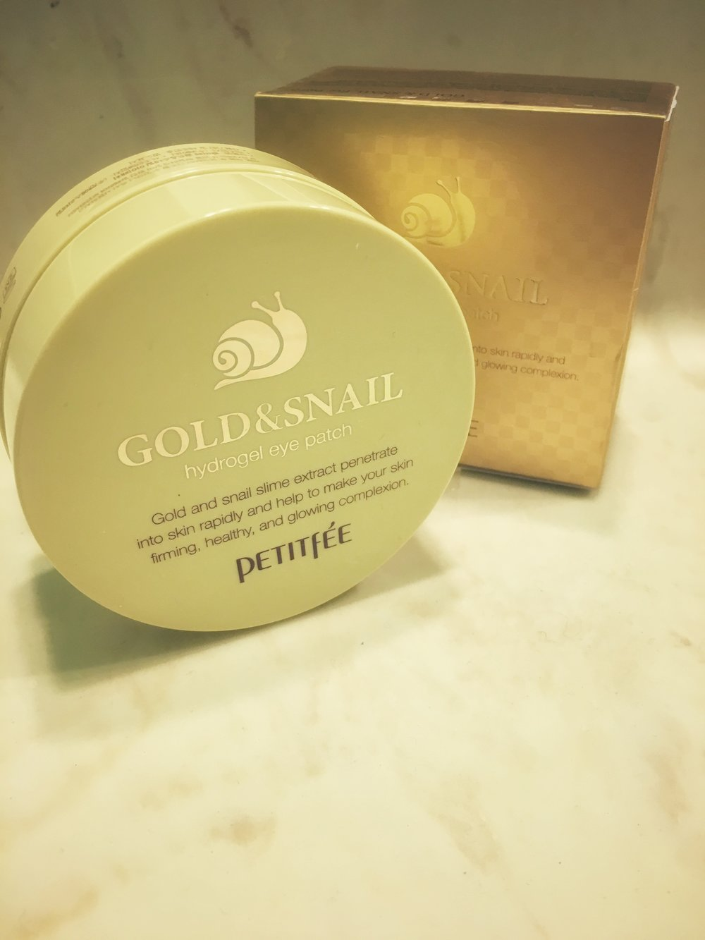 Snail Slime Mask Review Petitfee Gold and Snail Hydrogel Eye Patch Packaging.jpg