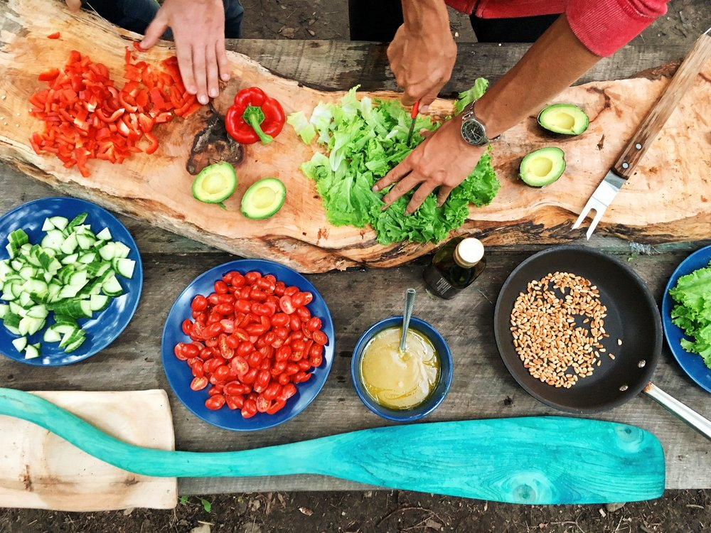 A Focus on REAL FOOD for health, weight loss, and vibrant energy