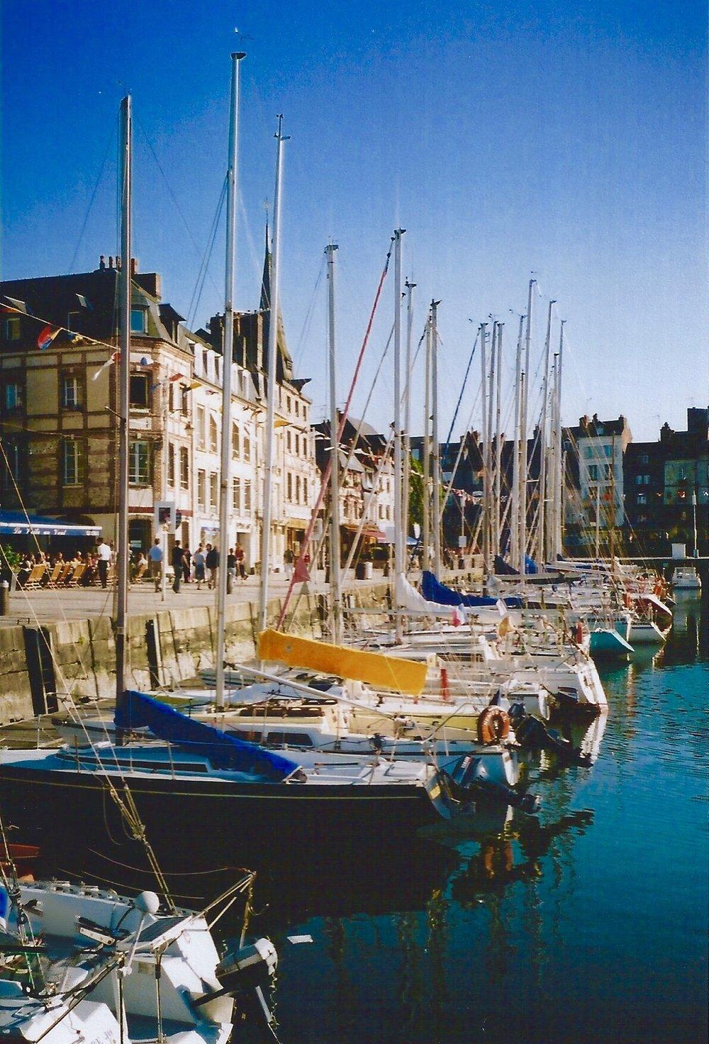 Honfleur Normandy, France