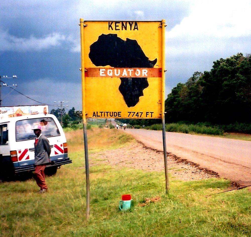 Equator, Kenya