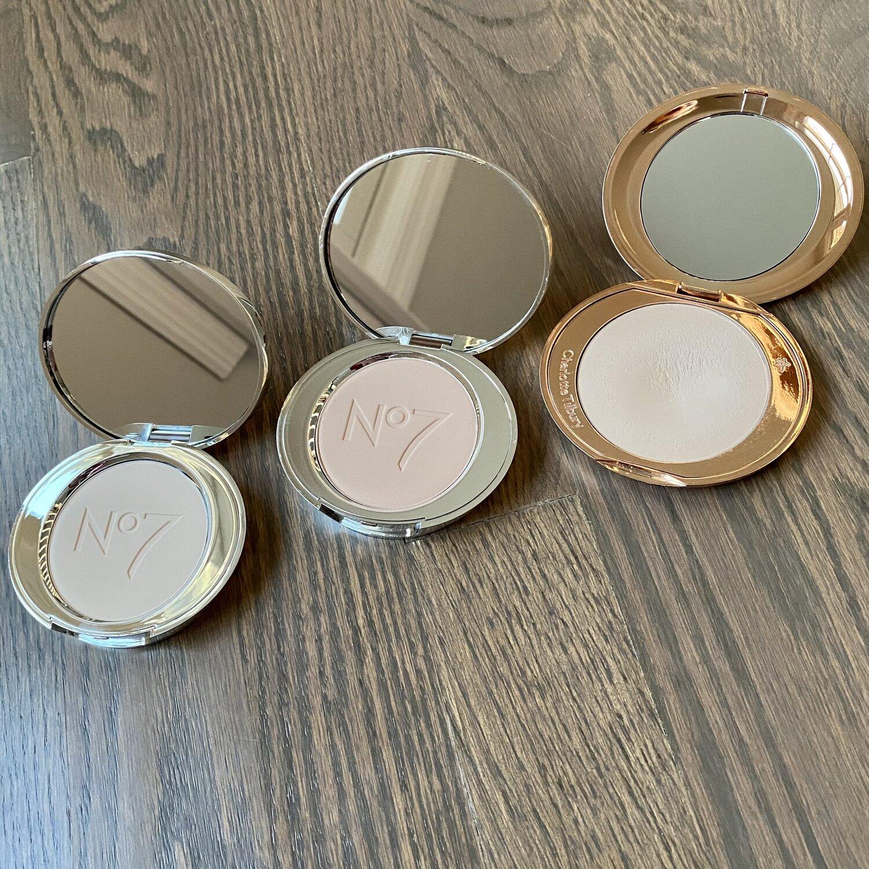 no7 lift luminate powder beauty by kelly d