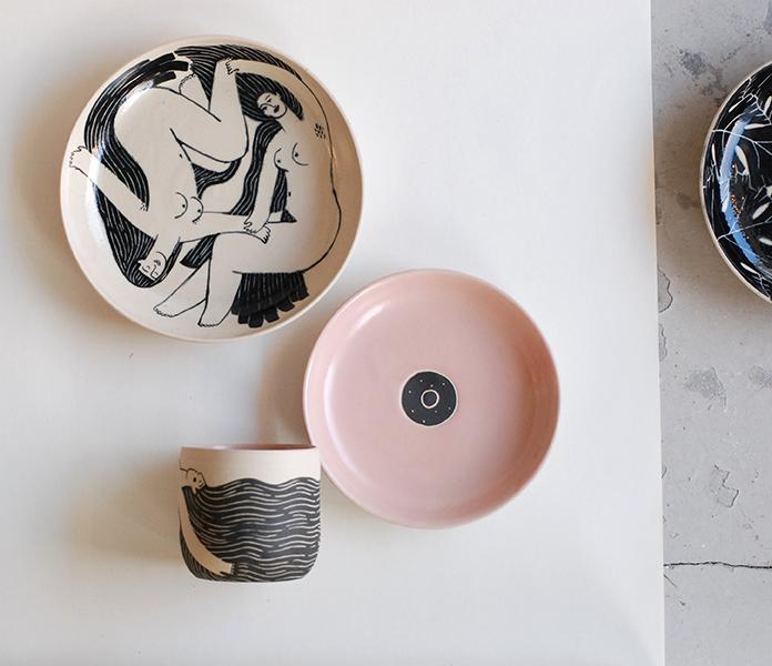 Ceramic Wares - 2016 - 2017