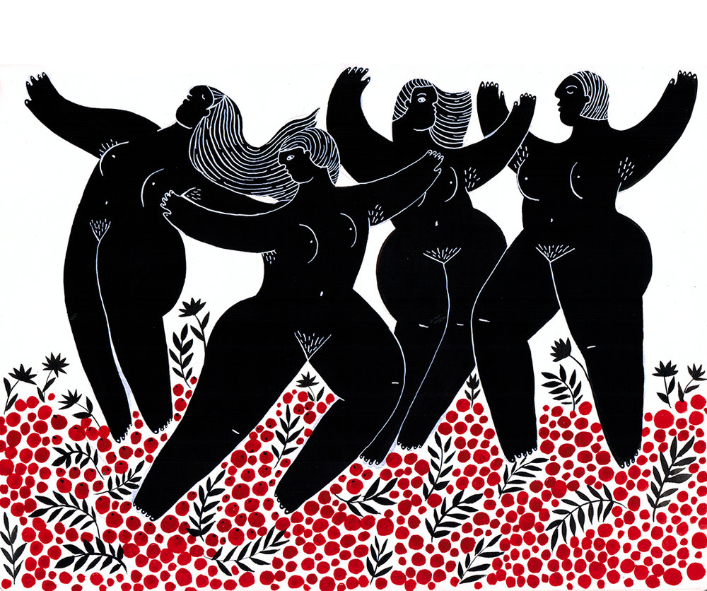The Berry Dancers, 2017
