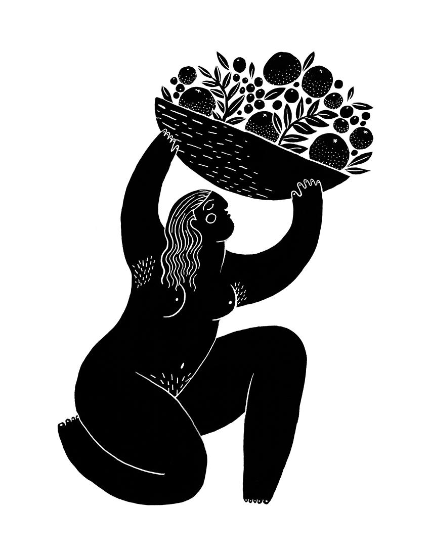 The Fruit Bearer, 2017