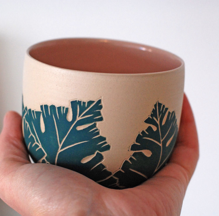 Functional wares from my solo show,  We Are Clay