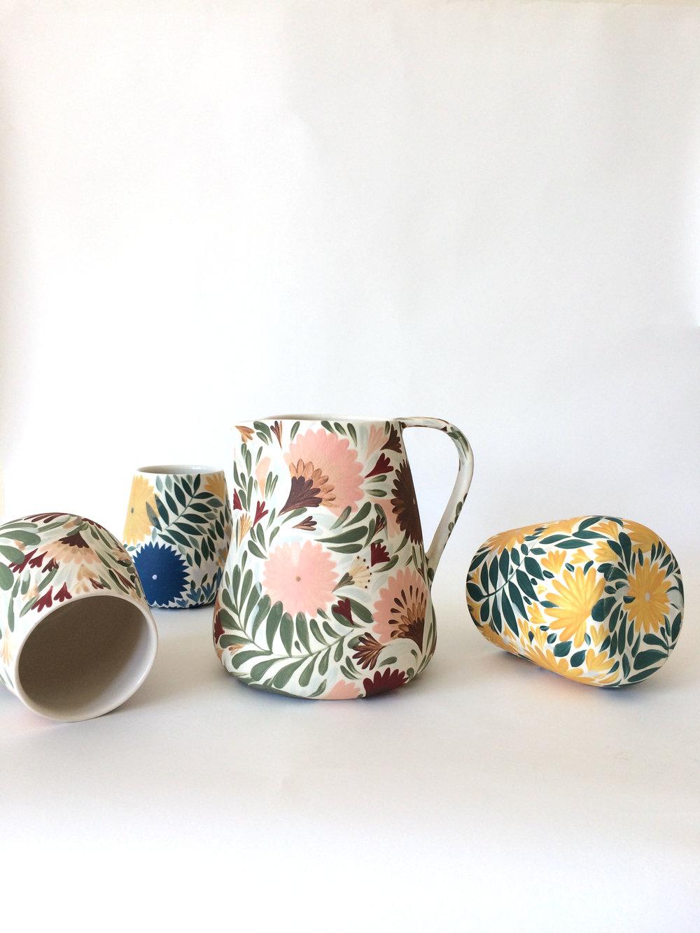 Botanical Ceramics - CERAMIC / MAY 2018