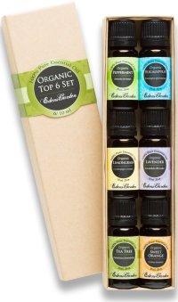Organic Aromatherapy Kit
