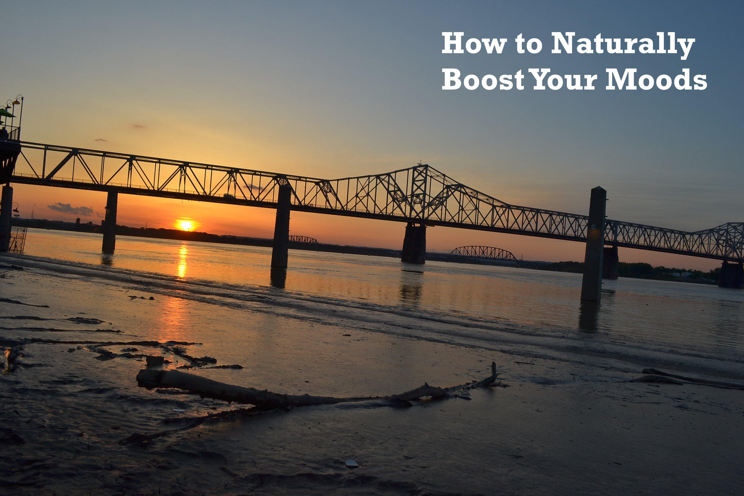 How to naturally boost your moods