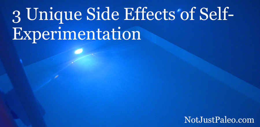 3 Unique Side Effects of Self-Experimentation