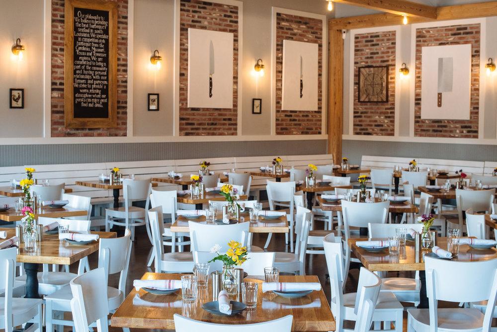 BRQ Restaurant Baton Rouge