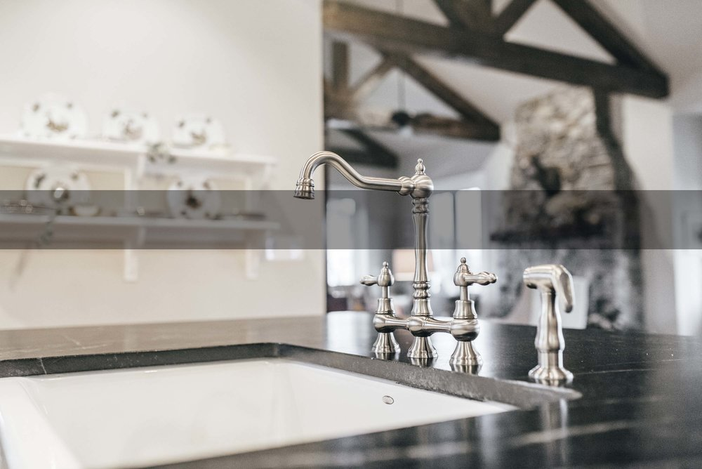 Sinks & Faucets -