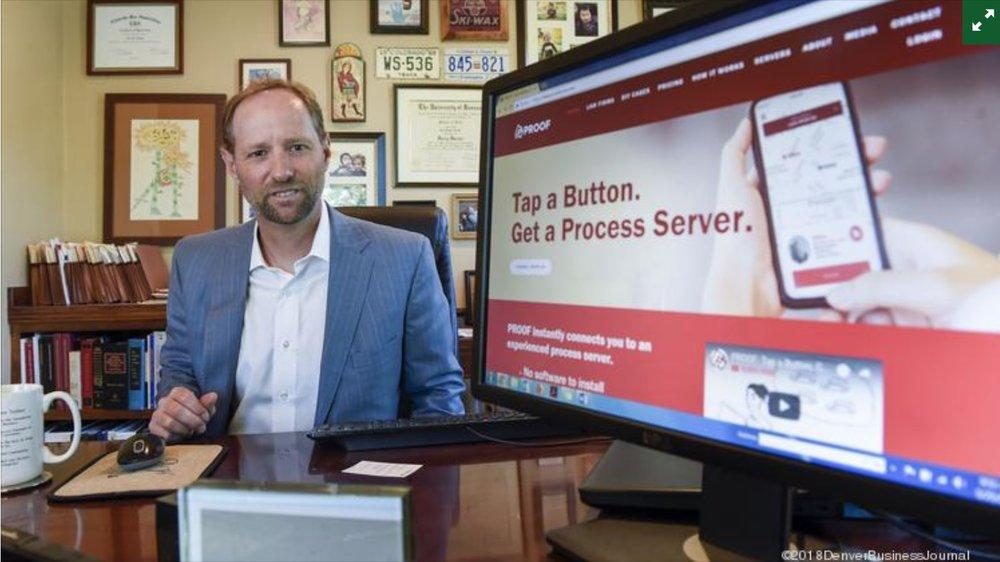 Founder Eric Voogt interviewed in the Denver Business Journal.     http://bizj.us/1pmkr5