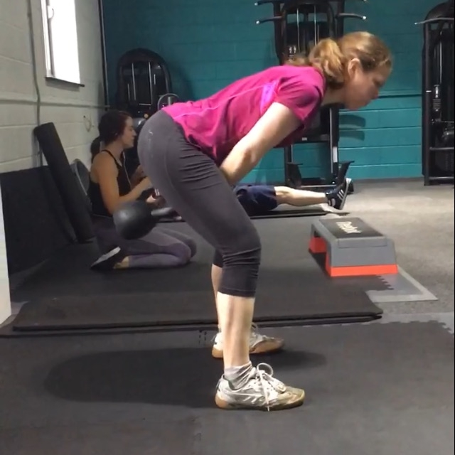 ELLIE ENGLISH - Ellie started off as a complete novice to the gym and to lifting she also has a few postural alignment issues which we are currently correcting