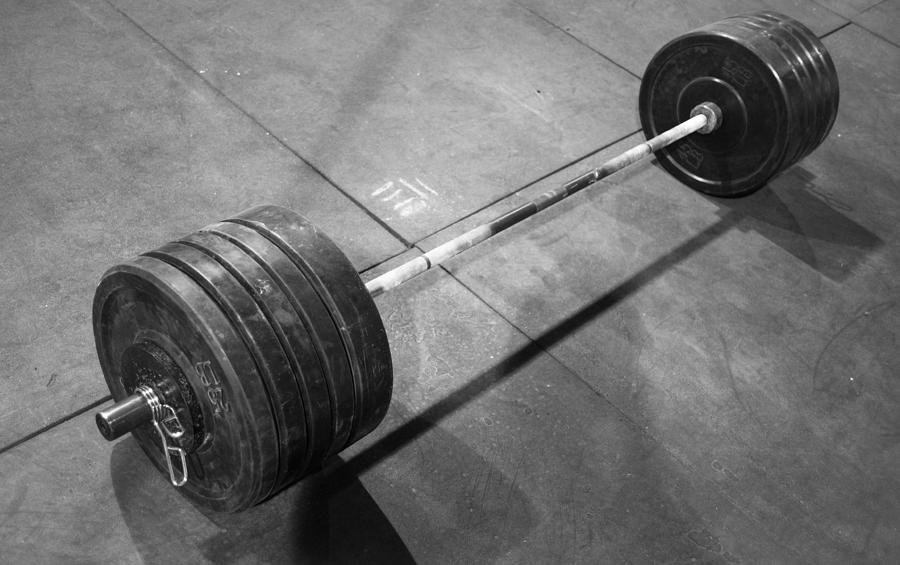INTRODUCTION TO WEIGHTLIFTING -