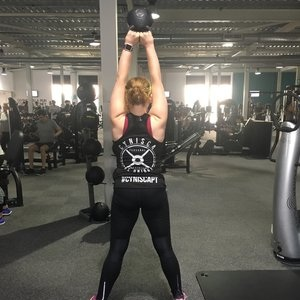 Jessica Rogers  Strength & Conditioning