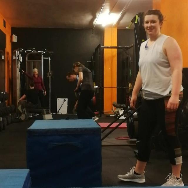 Jen Cottingham  Strength & Conditioning