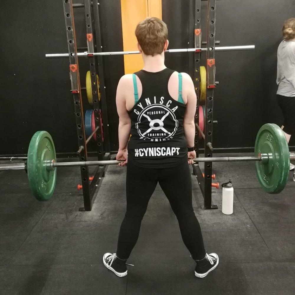 Beth Jones  Strength & Conditioning
