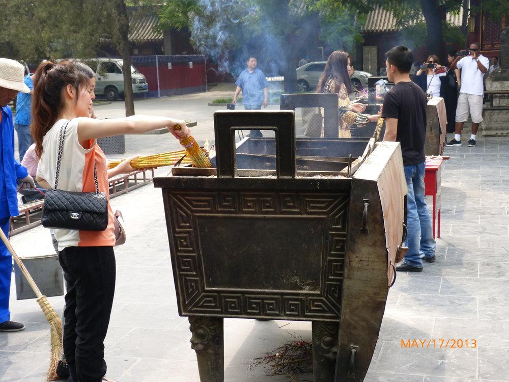 Beij, Lama Temple