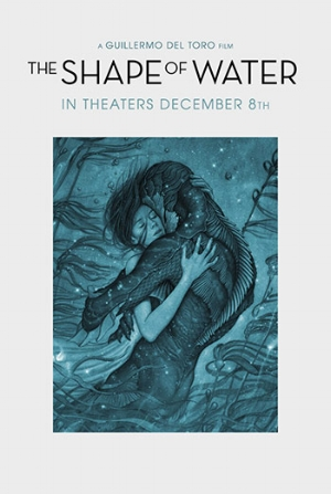 Poster - The Shape of Water by James Jean